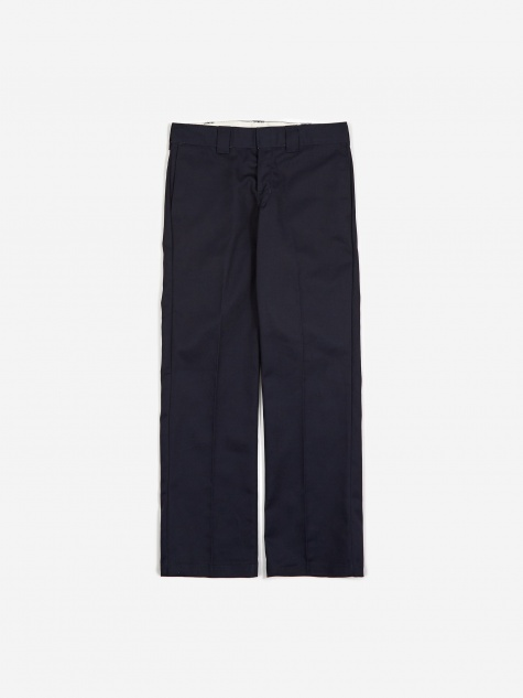Slim Straight 873 Work Trousers - Dark Navy