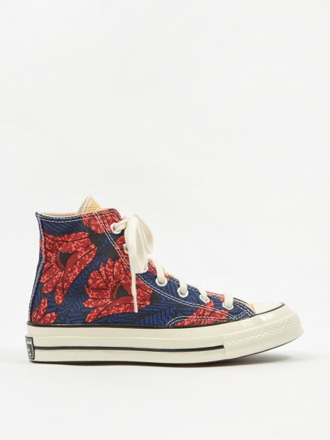 Chuck Taylor All Star 70 Hi - Multi/Egret/Black