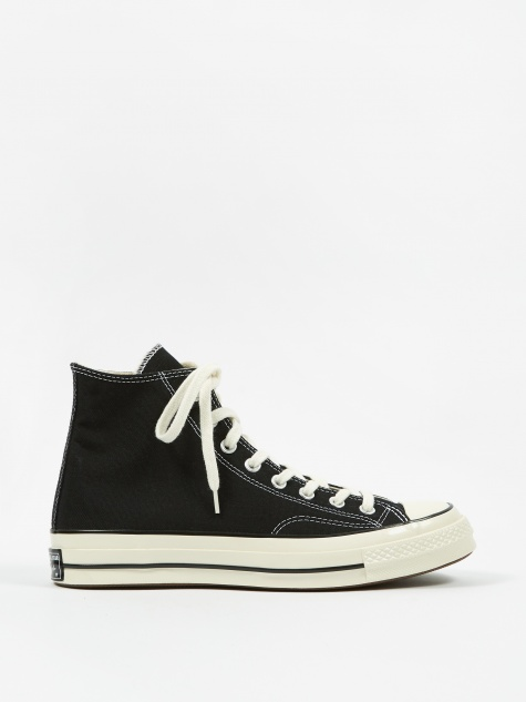 Chuck Taylor All Star 70 Hi - Black/Egret