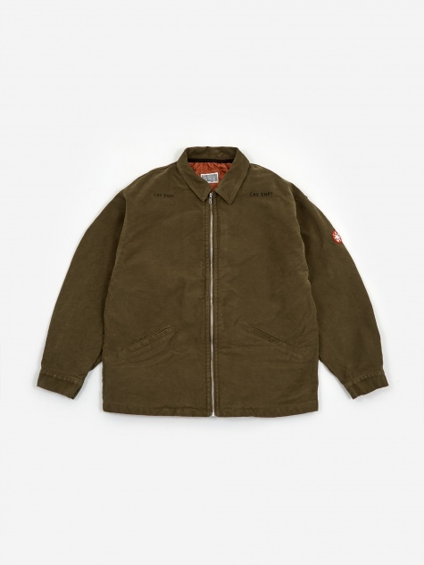 C.E Cav Empt Covered Insulation Jacket - Green