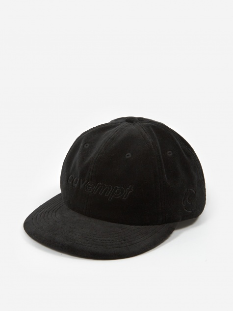 C.E Cav Empt Low Cap - Black