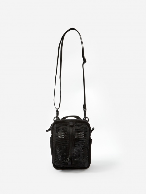 C.E Cav Empt Mesh Small Bag - Black