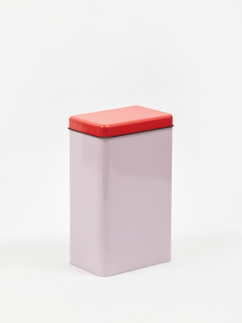 Storage Tin By Sowden - Pink