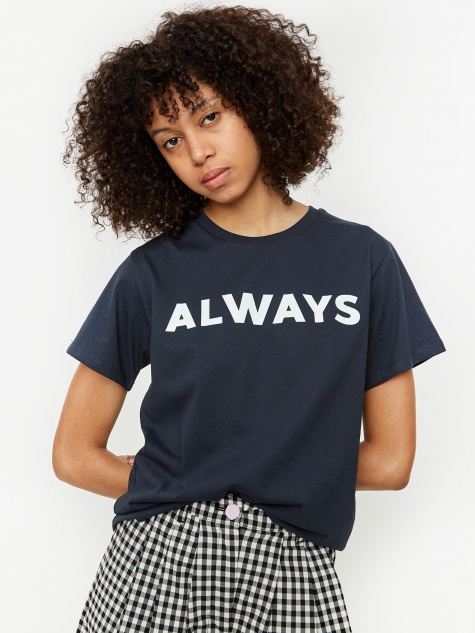 Always T-Shirt - Blue Nights