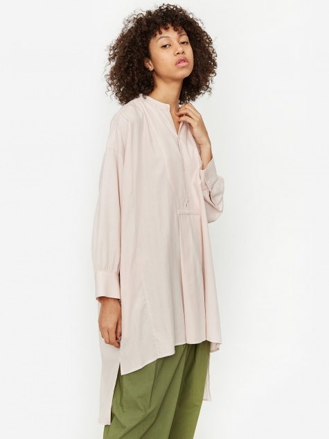 Shirt Dress - Pink Salt