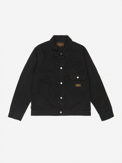 Stockman Type-A / C-JKT - Black