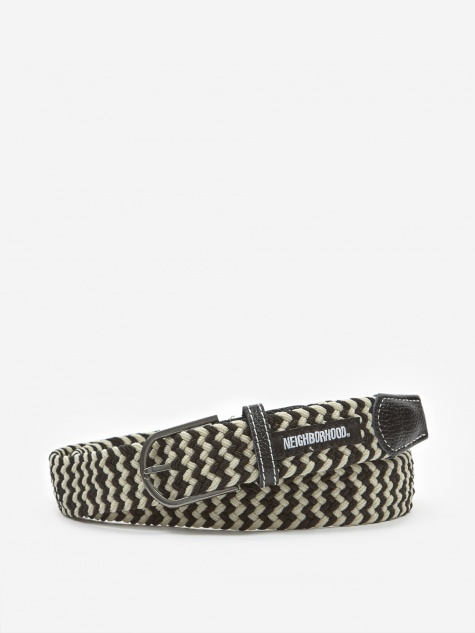 Braid / P-Belt - Black