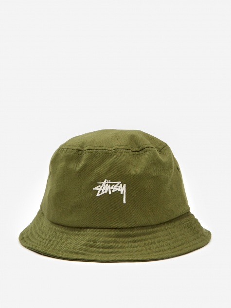 Stock Bucket Hat - Olive