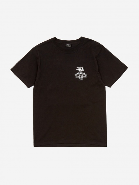 Jamaica Workld Tribe T-Shirt - Black