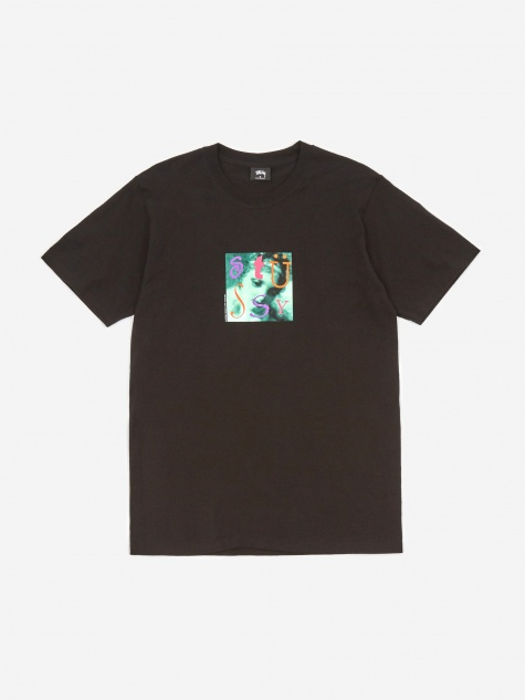 Venus Square T-Shirt - Black
