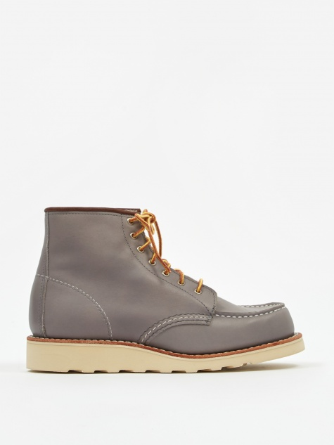 6 inch Classic Moc Toe Boot - Granite Boundary