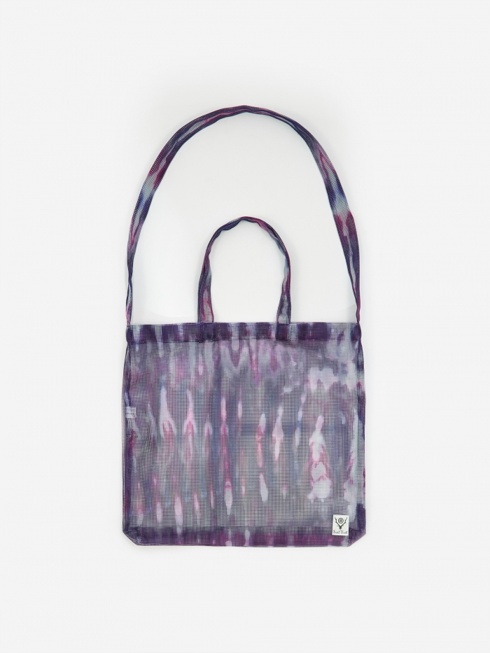 South2 West8 Grocery Bag - Tie Dye (Image 1)