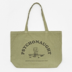 Goods by Goodhood Psychonaught Tote Bag - Olive