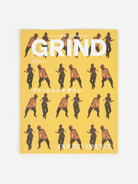 Grind Magazine - Vol.100 March 2020