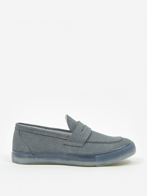 Thirty Six Loafer- Grey