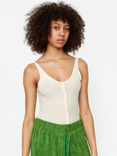 Tacca Cami Top - Off White