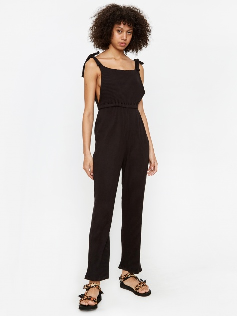 Cepha Jumpsuit - Black