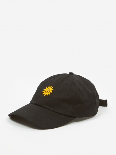 Sun Burn Cap - Black