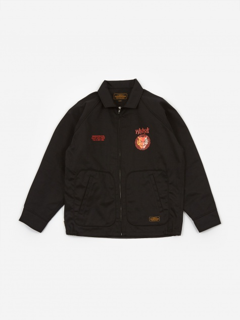 Drizzler/ EC Jacket - Black