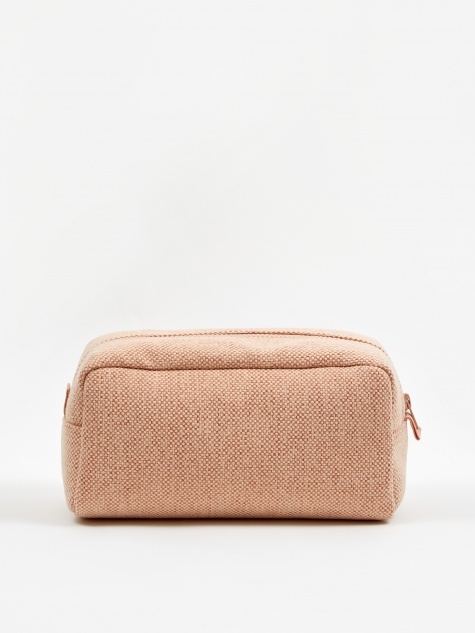 HAY Hue Wash Bag - Soft Pink