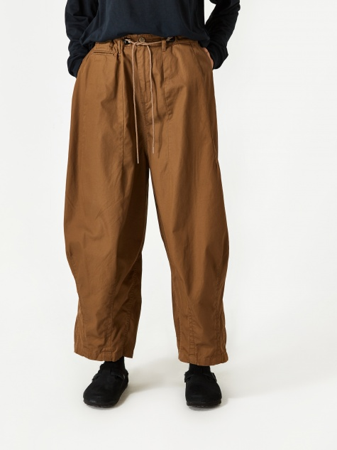 HD Military Pant - Brown