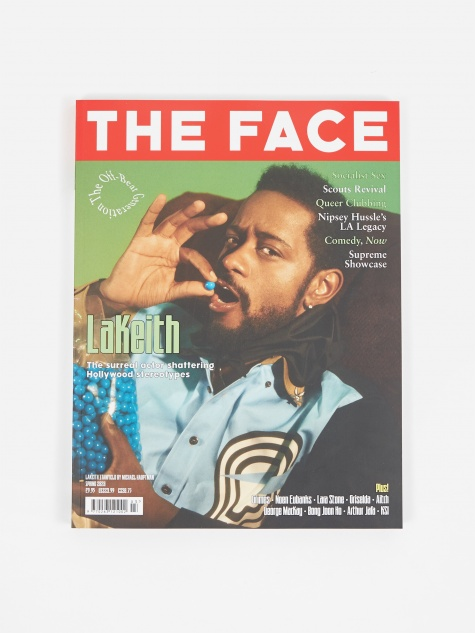 The Face - Issue 3