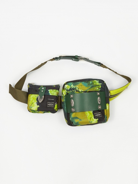 x Porter Belt Bag  - Green