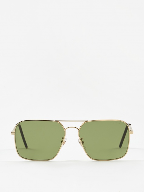 Iggy Sunglasses - Green/Havana
