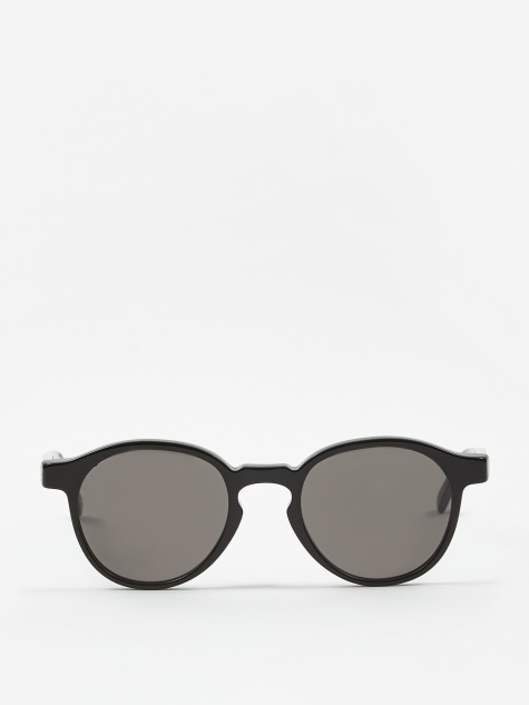 The Warhol Sunglasses - Black