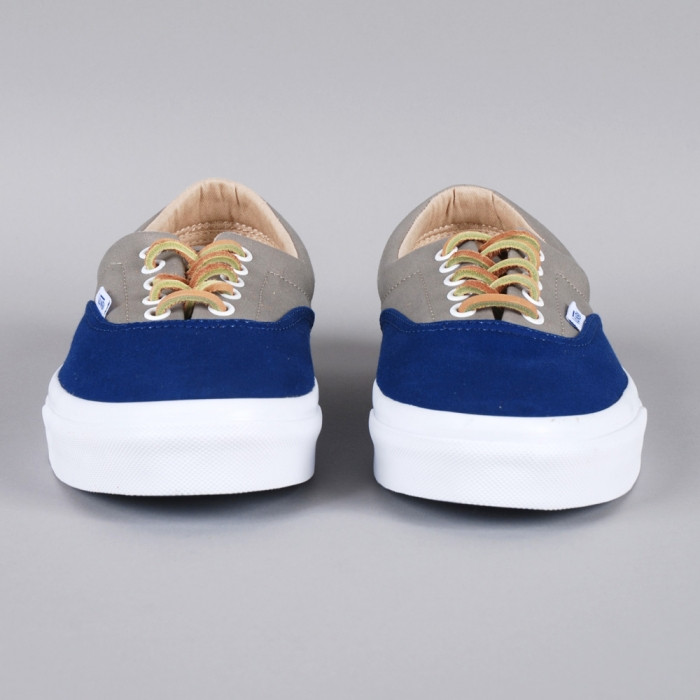 Vans Era CA - Brushed Twill Blue/Aluminum (Image 1)