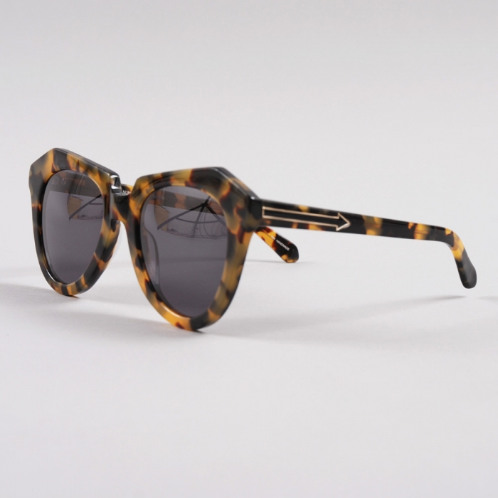 Karen Walker Eyewear Karen Walker Number One - Crazy Tort (Image 1)