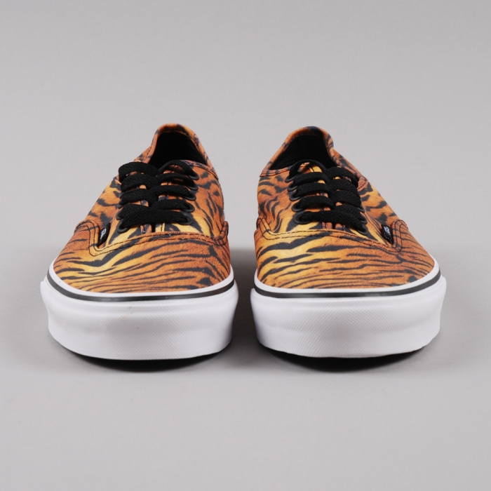 Vans Authentic - Tiger Brown/True White (Image 1)