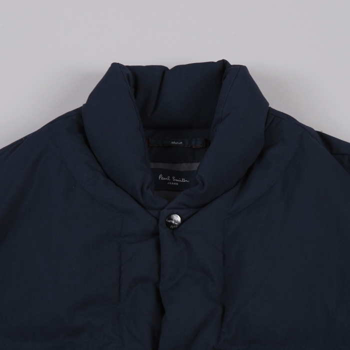 Paul Smith Down Jacket - Navy (Image 1)