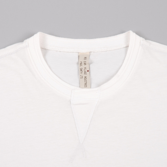 Paul Smith Surf Tee - White (Image 1)