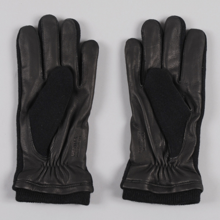Norse Projects Norse x Hestra Svante Glove - Black (Image 1)
