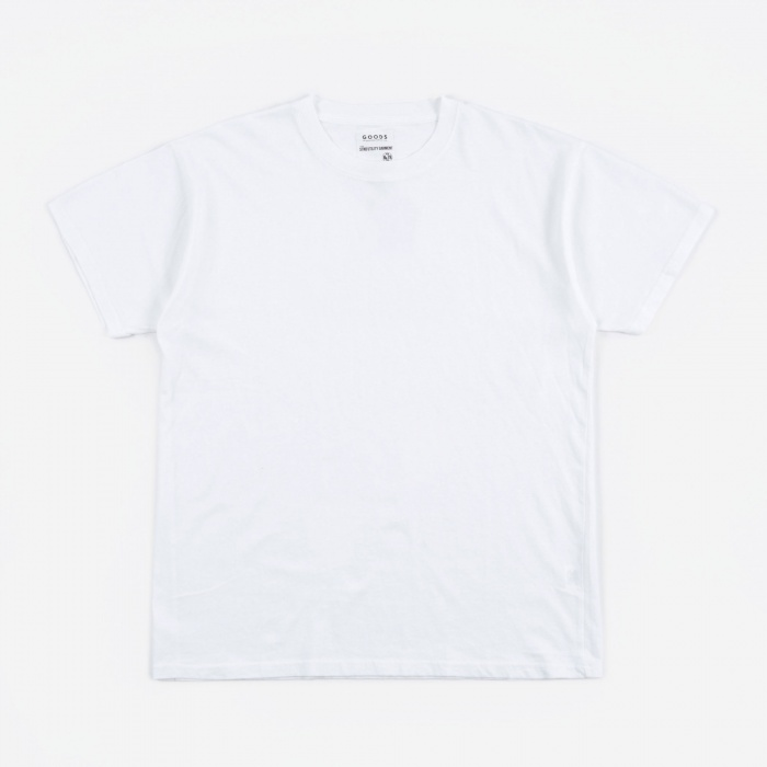 Goods By Goodhood Classic T-Shirt - White (Image 1)