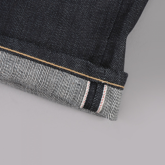 Neighborhood Rigid Narrow 14oz Denim - Indigo (Image 1)