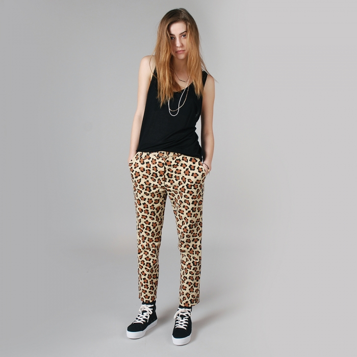 Antipodium South Beach Trouser - Ocelot (Image 1)
