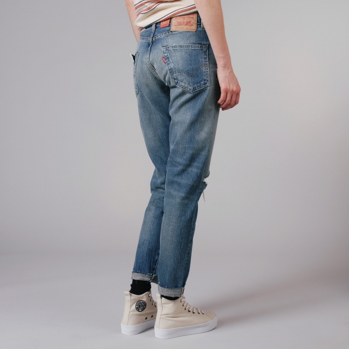 Levi's Vintage Clothing Levis Vintage 1967 Customised 505 - Bonnie (Image 1)