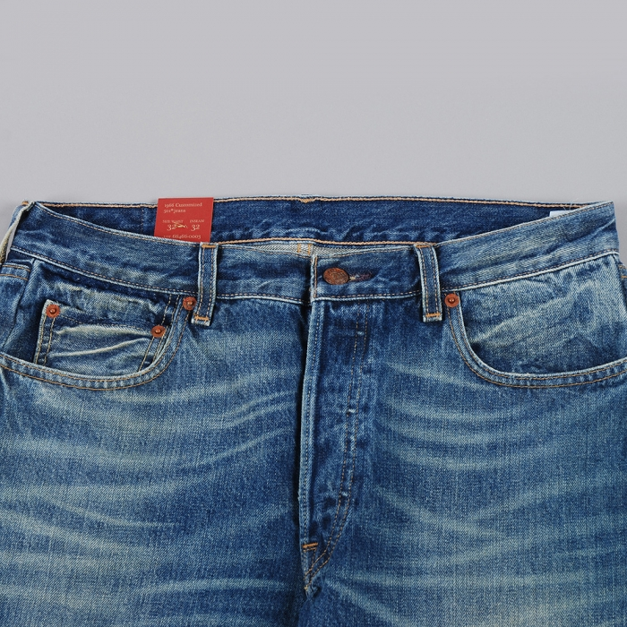 Levi's Vintage Clothing Levis Vintage 1966 Customised 501 - Rodeo (Image 1)