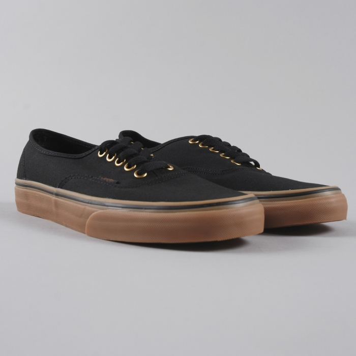 Vans Authentic - Black Rubber a941ec86e7