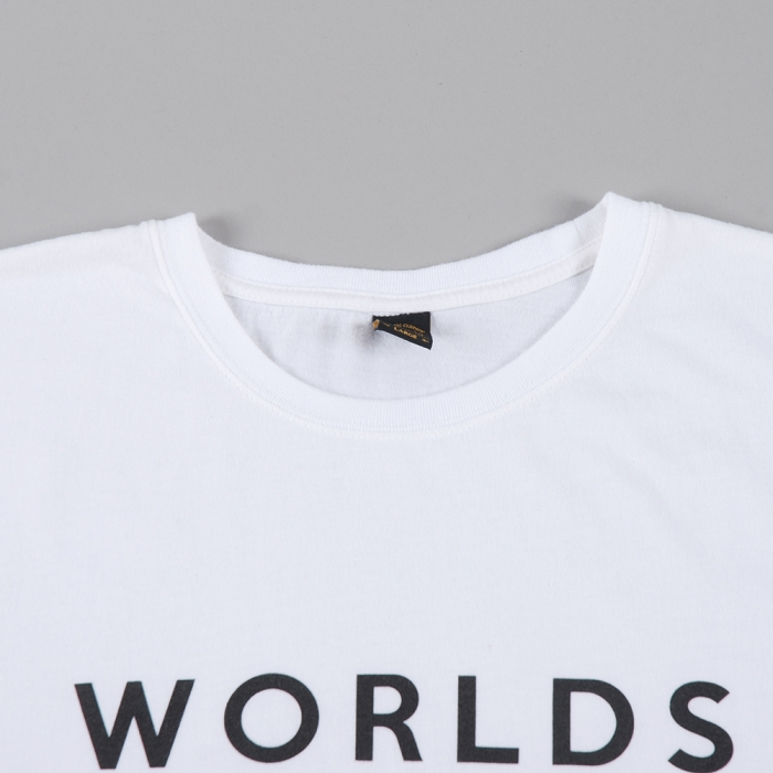 Luker By Neighborhood Famous S/S T-Shirt - White (Image 1)