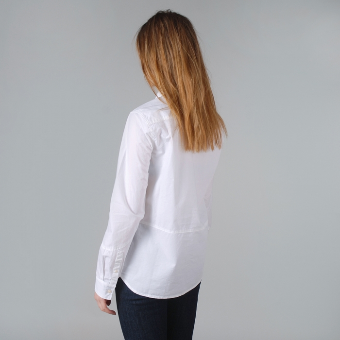 Wood Wood Violetta Shirt - White (Image 1)