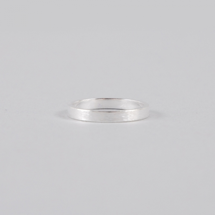 Pernille Corydon Alliance Ring - Silver (Image 1)