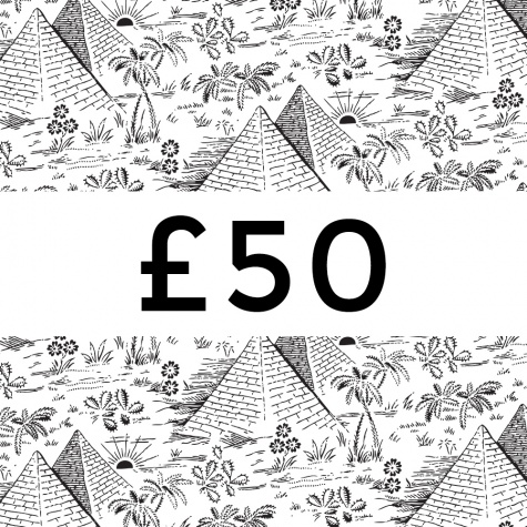 Goodhood Gift Voucher 50GBP