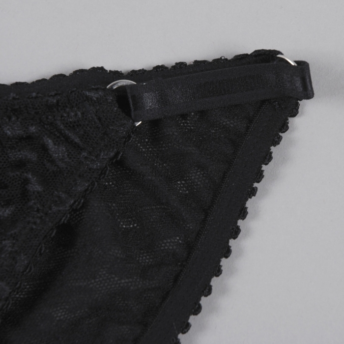 Lonely Lux Brief - Black (Image 1)