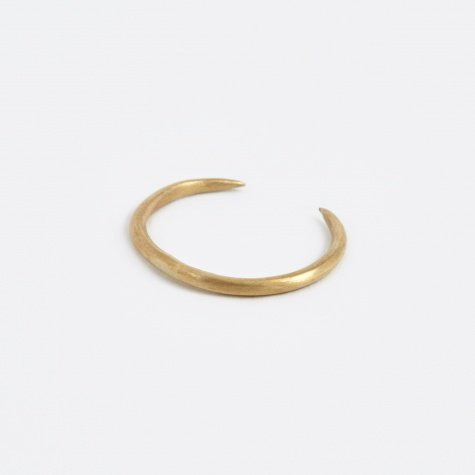 Open Slice Ring - 10K Gold