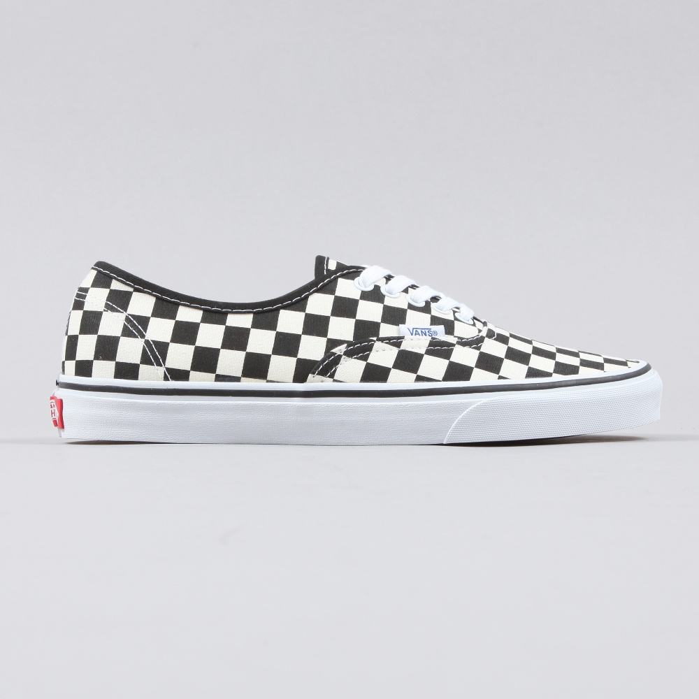 0cc66d0f704f4b Vans Authentic Golden Coast - Black White Checker