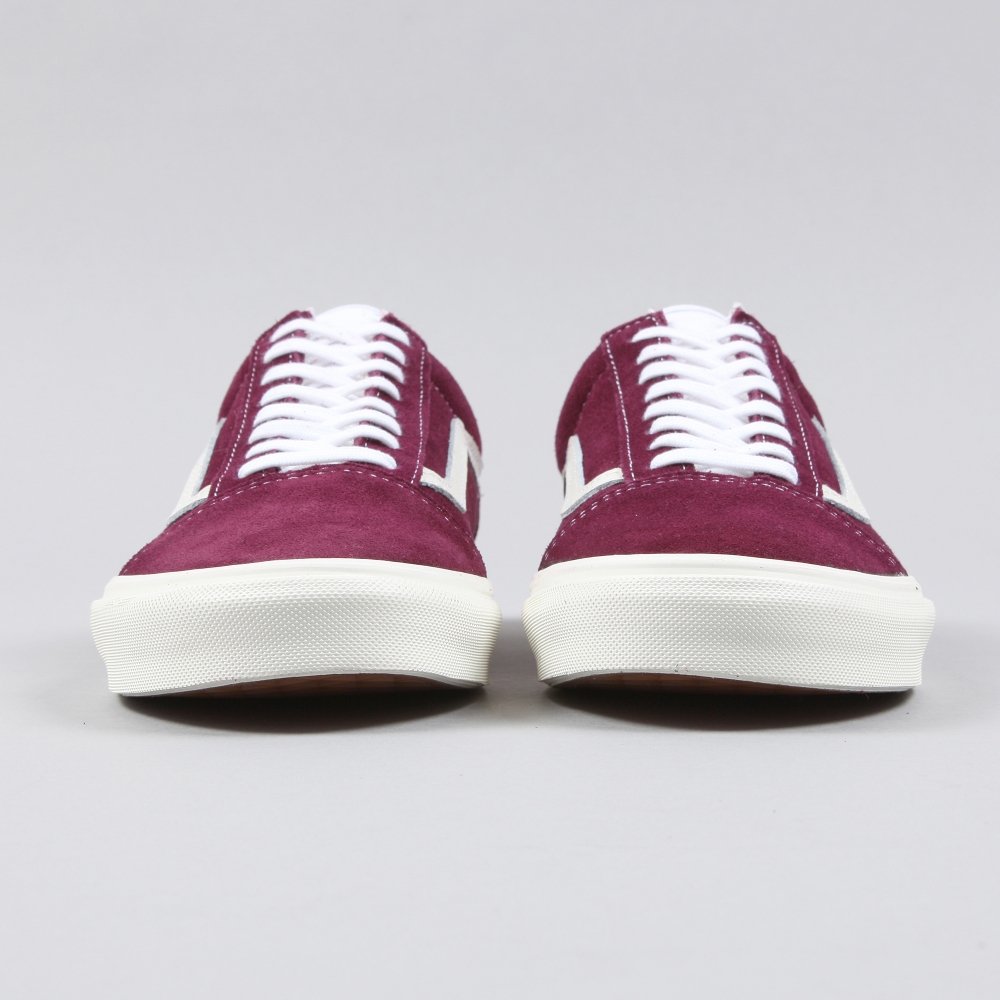 Vans Old Skool Vintage Grape Wine