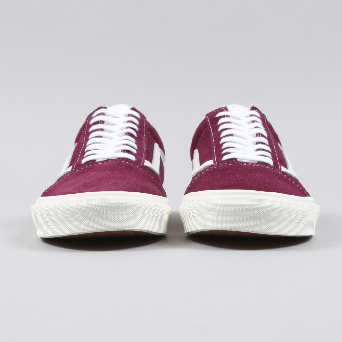 Vans Old Skool Vintage - Grape Wine (Image 1)